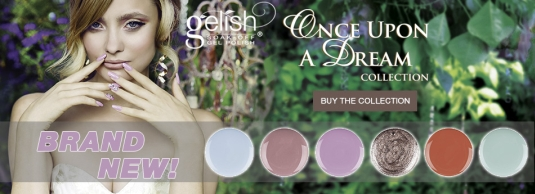 Gelish Once Upon A Dream Collectie