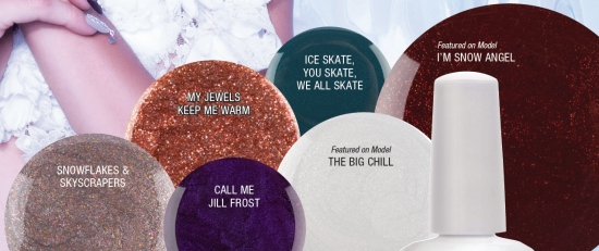 Gelish The Big Chill Collectie
