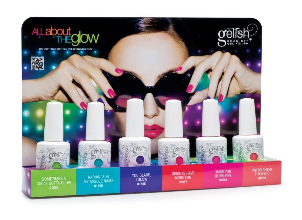 Gelish All About The Glow Collection