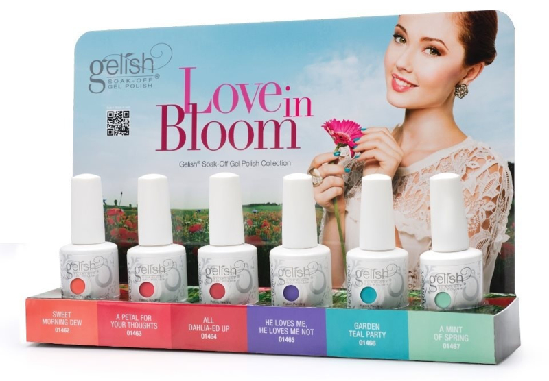 Gelish Love in Bloom Collection